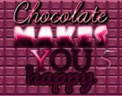 Chocolate makes you happy 5 Steam keys giveaway