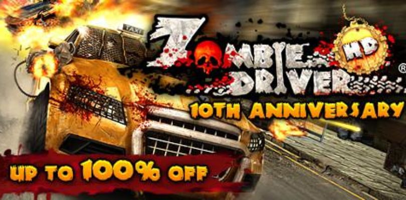 Free Zombie Driver HD on Steam [ENDED]
