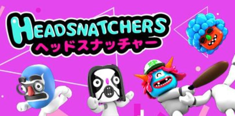 Headsnatchers Steam keys giveaway by HumbleBundle [ENDED]