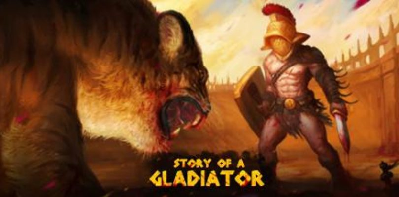Story of a Gladiator Steam Soundtrack Key Giveaway