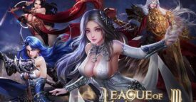 League of Angels 3 Free Item Giveaway