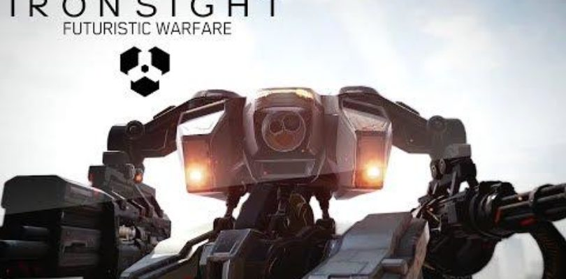 Ironsight Digital Primary Weapon