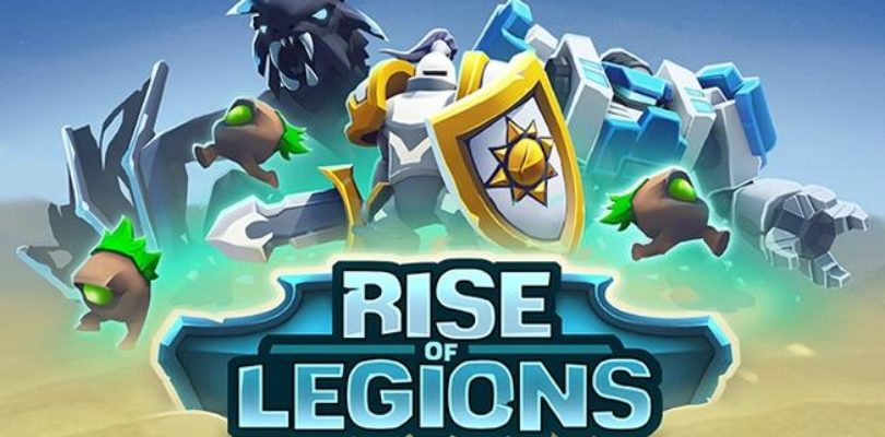 Rise of Legions Steam Gift Key Giveaway