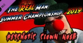 Free The Real Man Summer Championship 2019 – Psychotic Clown Nose on Steam