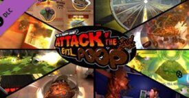 Free ATTACK OF THE EVIL POOP – Full HD Wallpapers + Screenshots (+60 images) on Steam