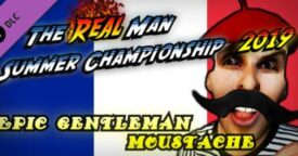 Free The Real Man Summer Championship 2019 – Epic Gentleman Moustache on Steam