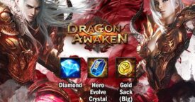 Dragon Awaken Free Item Giveaway