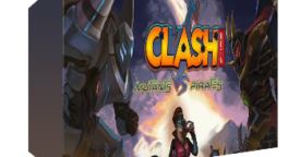 Clash: Mutants vs Pirates Gift Pack Key Giveaway