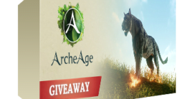 ArcheAge: Exclusive Mount Key Giveaway