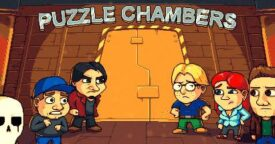 Puzzle Chambers Steam keys giveaway [ENDED]