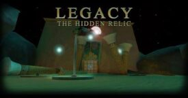 Free Legacy 3 – The Hidden Relic [ENDED]