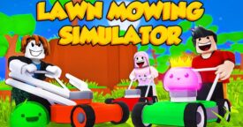 lawn mowing simulator codes