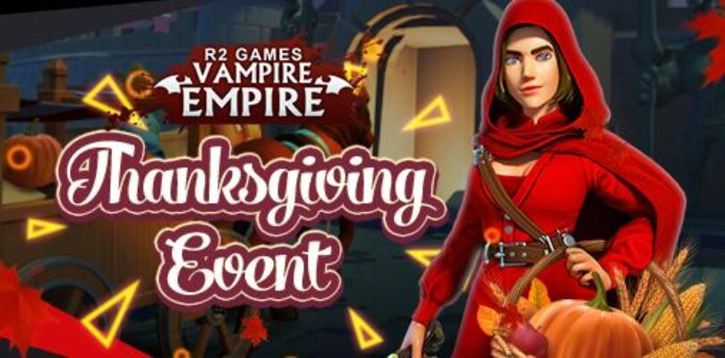 Vampire Empire Thanksgiving Pack Key Giveaway