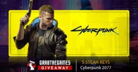 Free Cyberpunk 2077 Steam Game Giveaway