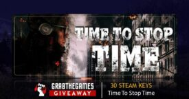 Free Time To Stop Time Steam Keys Giveaway
