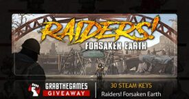 Free Raiders Forsaken Earth Steam Giveaway