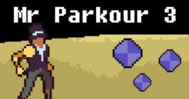 Mr. Parkour 3 Steam keys giveaway