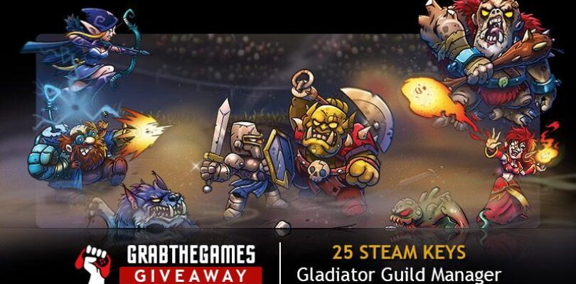 Free Gladiator Guild Manager