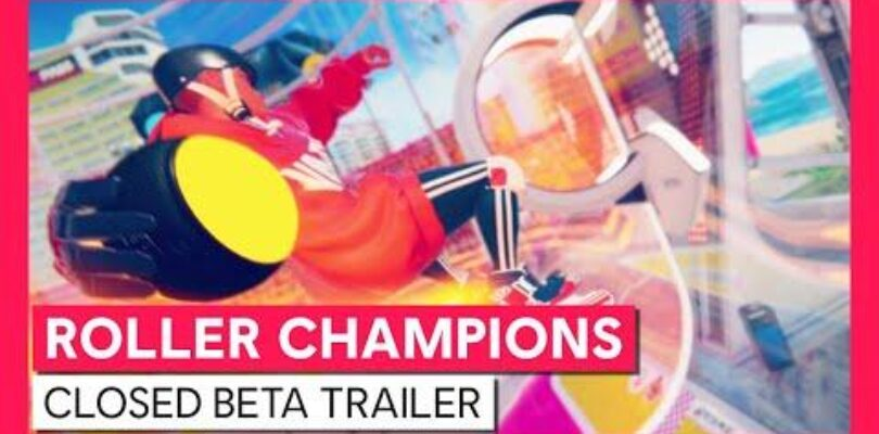 Roller Champions Closed Beta (Europe Only) Code Giveaway [ENDED]