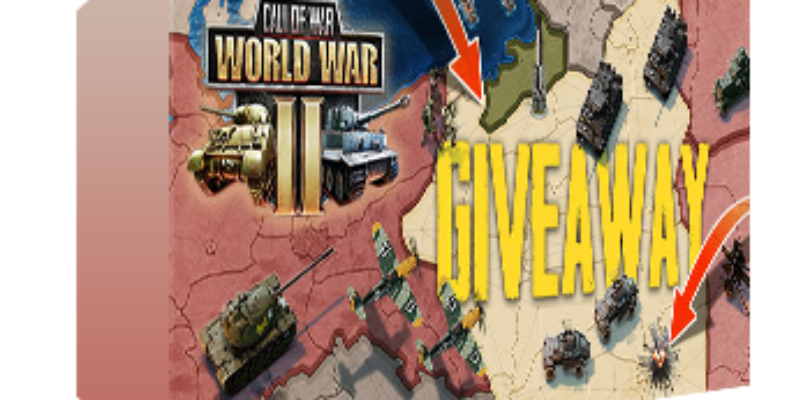 Call of War – 3 Month Premium Key Giveaway ($15 Value)