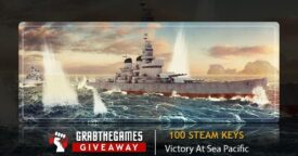 Free Victory At Sea Pacific Steam Game [ENDED]