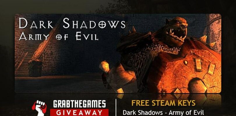 Free Dark Shadows – Army of Evil Free Steam Keys