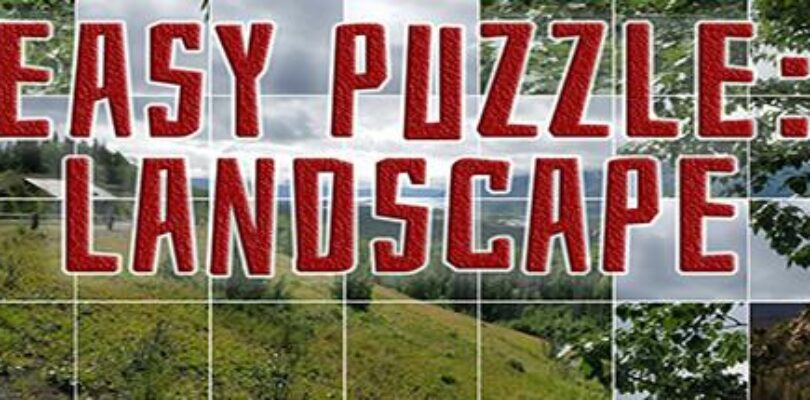 Free Easy puzzle: Landscape [ENDED]